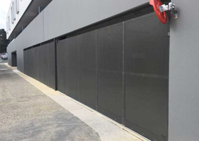commercial-security-gates