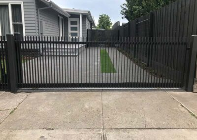 house-gates